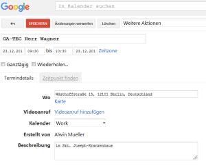 screenshot google kalender